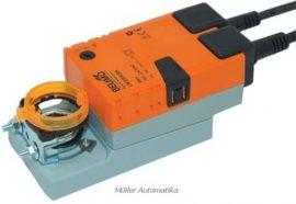 BELIMO LM230ASR 5N-os 230V-os 0..10V vezérlésű zsalumozgató max 1m2 zsalufelületig