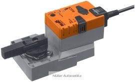 BELIMO NRQ24A-SZ szupergyorsjárású (9 sec) 24V-os 0..10V vezérlésű golyóscsap hajtómű DN32(40)-ig