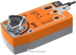 BELIMO SF24A-SZ 20N-os 24V-os 0..10V vezérlésű zsalumozgató rugóvisszatérítéssel max 4 m2 zsalufelületig