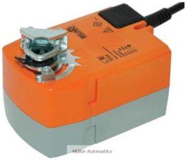 BELIMO TF230-S 2,5N-os 230V-os zsalumozgató rugóvisszatérítéssel max 0,5m2 zsalufelületig, beépített állásvisszajelző kapcsolóval