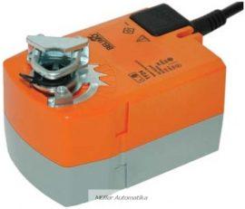 BELIMO TF24-S 2,5N-os 24V-os zsalumozgató rugóvisszatérítéssel max 0,5m2 zsalufelületig, beépített állásvisszajelző kapcsolóval