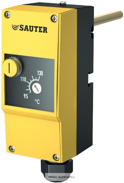 Sauter TUC univerzális ipari termosztát -10..130C (típustól függően) ÚJ!