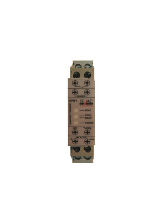 DPS-1 párakicsapódás-kapcsoló szenzor nélkül, fal-, és mennyezethűtéshez