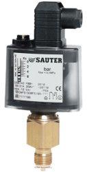 Sauter DSB158/170F001 nyomáskapcsoló hűtési-fűtési rendszerekhez 0..25-5..40 bar