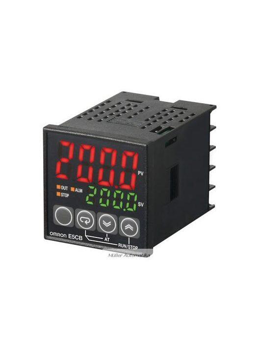 OMRON E5CB alapszintű hőmérséklet-szabályozó