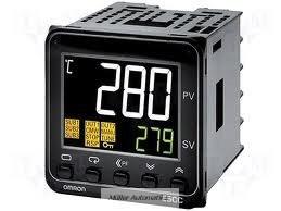 OMRON E5CC-CX3A5M digitális hőmérséklet-és folyamatszabályozó 0(4)..20mA lineáris áram kimenettel