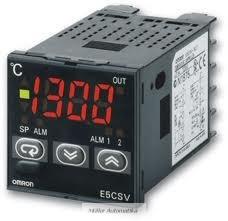 OMRON E5CSV alapszintű hőmérséklet-szabályozó
