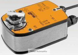 BELIMO LF230-S 4N-os 230V-os zsalumozgató rugóvisszatérítéssel max 0,8m2 zsalufelületig beépített állásvisszajelző kapcsolóval