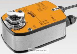 BELIMO LF24-S 4N-os 24V-os zsalumozgató rugóvisszatérítéssel max 0,8m2 zsalufelületig beépített állásvisszajelző kapcsolóval