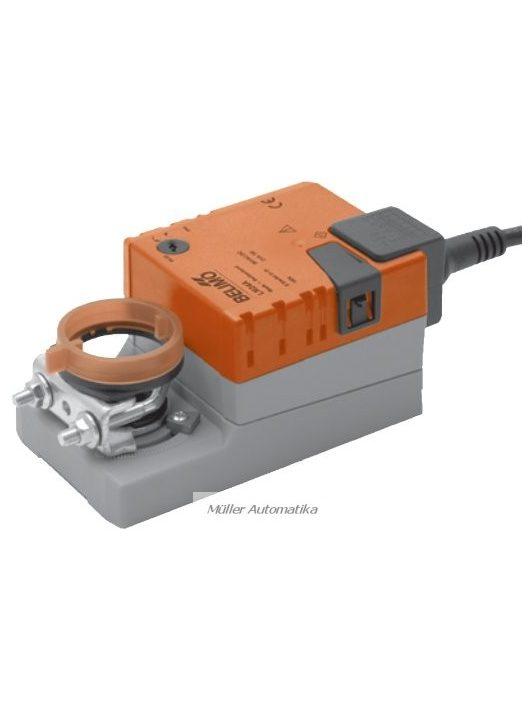 BELIMO LMC24A-SR 5N-os gyorsjárású (35 sec) 24V-os 0..10V vezérlésű zsalumozgató max 1m2 zsalufelületig