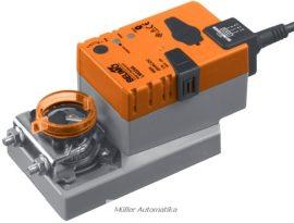 BELIMO LMQ24A 4N-os szupergyorsjárású (2,5 sec) 24V-os zsalumozgató max0,8m2 zsalufelületig