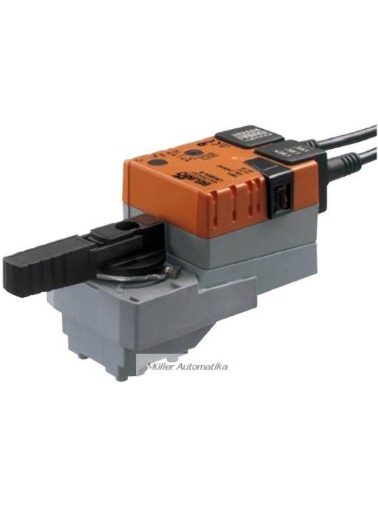 BELIMO LR230A-S 230V-os golyóscsap hajtómű DN25-ig beépített állásvisszajelző kapcsolóval