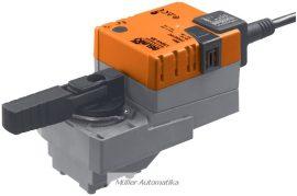 BELIMO LRC24A-SR gyorsjárású (35 sec) 24V-os 0..10V vezérlésű golyóscsap hajtómű DN25-ig