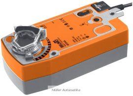 BELIMO NF24A 10N-os 24V-os zsalumozgató rugóvisszatérítéssel max 2m2 zsalufelületig