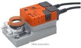 BELIMO NM24A-S 10Nm-es 24V-os zsalumozgató max 2m2 zsalufelületig beépített állásvisszajelző kapcsolóval