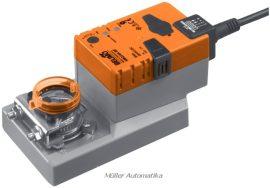 BELIMO NMQ24A-MF 8N-os szupergyorsjárású (4 sec) 24V-os multifunkciós vezérlésű zsalumozgató max 1,5m2 zsalufelületig