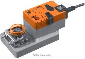 BELIMO NMQ24A-SR 8N-os szupergyorsjárású (4 sec) 24V-os 0..10V vezérlésű zsalumozgató max 1,5m2 zsalufelületig