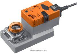 BELIMO NMQ24A 8N-os szupergyorsjárású (4 sec) 24V-os zsalumozgató max1,5m2 zsalufelületig