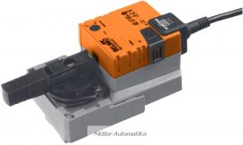 BELIMO NRC24A-SR gyorsjárású (45 sec)24V-os 0..10V vezérlésű golyóscsap hajtómű DN32(40)-ig