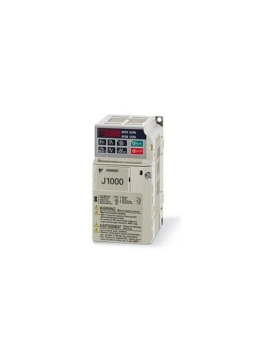 OMRON JZA40P2BAA 3x400V 0,37/0,37kW-os frekvenciaváltó