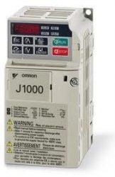 OMRON JZAB0P4BAA 230V 0,55/0,75kW-os frekvenciaváltó