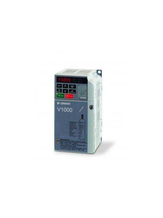OMRON VZA45P5FAA 3x400V 5,5/7,5kW-os frekvenciaváltó