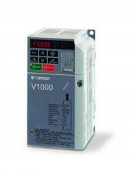 OMRON VZAB0P4BAA 230V 0,55/0,75kW-os frekvenciaváltó