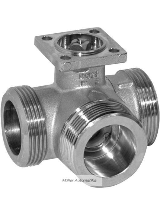 """R509-R513 DN15 (1/2"""") 2-utú szabályozós külsőmenetes golyóscsap Kvs:0,63-4"""