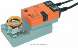 BELIMO SM230ASR 20N-os 230V-os 0..10V vezérlésű zsalumozgató max 4m2 zsalufelületig