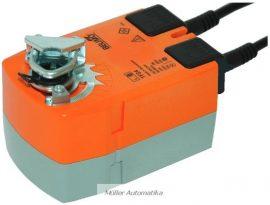 BELIMO TF230-SR 2,5N-os 230V-os 0..10V vezérlésű zsalumozgató rugóvisszatérítéssel max 0,5m2 zsalufelületig