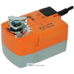BELIMO TF24 2,5N-os 24V-os zsalumozgató rugóvisszatérítéssel max 0,5m2 zsalufelületig